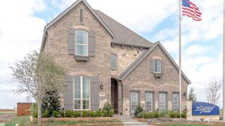 New Homes in Texas TX - The Tribute - Westbury by American Legend Homes