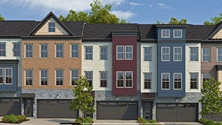 New Homes in Maryland MD - Mateny Hill by Craftmark Homes