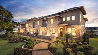 New Homes in Texas TX - Park East - Townhomes by CalAtlantic Homes