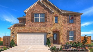 New Homes in Texas TX - Willow Creek Farms by Pulte Homes