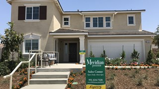 New Homes in California CA - Meridian Pointe by D.R. Horton