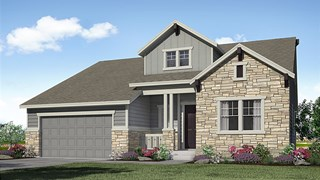 New Homes in Colorado CO - Greenfield by William Lyon Homes