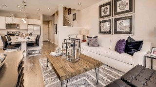 New Homes in Colorado CO - Avion at Denver Connection by William Lyon Homes