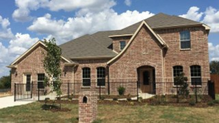 New Homes in Texas TX - Rose Crest Estates by Wall Homes