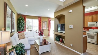 New Homes in Illinois IL - Talamore Townhomes by CalAtlantic Homes