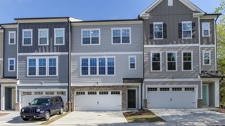New Homes in North Carolina NC - Salem Creek by CalAtlantic Homes