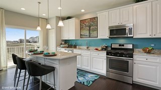 New Homes in Illinois IL - Lake Street Square Urban Townhomes by CalAtlantic Homes