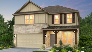 New Homes in Texas TX - Homestead by Pulte Homes