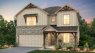 New Homes in Texas TX - Rancho Sienna by Pulte Homes