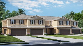 New Homes in Florida FL - Harrington Pointe Townhomes by Lennar Homes