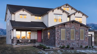 New Homes in Colorado CO - Skyview at Candelas - Remington Homes at Candelas by Remington Homes Inc