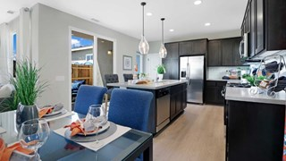 New Homes in California CA - The Gardens by Williams Homes