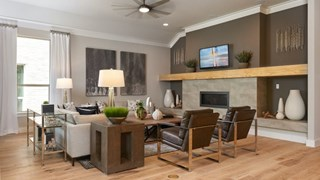 New Homes in Texas TX - Alamo Ranch - Harrison Grant by Pulte Homes