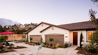 New Homes in California CA - Orchard Walk by Olson Homes