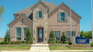 New Homes in Texas TX - Watters Branch at Craig Ranch by American Legend Homes