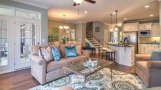 New Homes in Tennessee TN - The Villas at Foxland Crossing by Goodall Homes