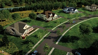 New Homes in Pennsylvania PA - Pinnacle at Adams  by Traditions Of America