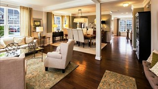 New Homes in Maryland MD - High Ridge Meadows - Single Family by Beazer Homes