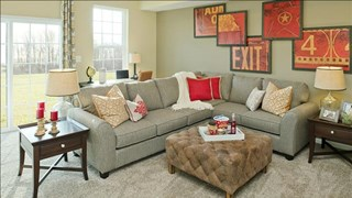 New Homes in Maryland MD - High Ridge Meadows - Townhomes by Beazer Homes