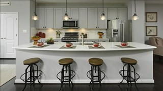 New Homes in Maryland MD - The Preserve at Windlass Run Townhomes  by Beazer Homes