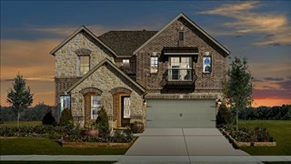 New Homes in Texas TX - Creekside at Craig Ranch by Beazer Homes