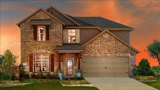 New Homes in Texas TX - Devonshire by Beazer Homes
