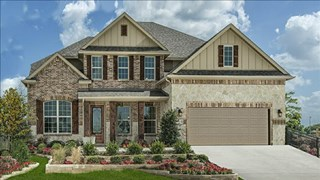New Homes in Texas TX - Glen View by Beazer Homes