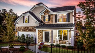 New Homes in North Carolina NC - Brightwood Trails by Beazer Homes