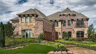 New Homes in Texas TX - Wilmeth Ridge by Grand Homes
