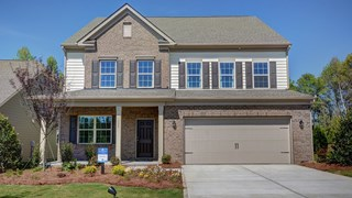 New Homes in North Carolina NC - Waterside - Enclave by Lennar Homes