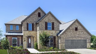 New Homes in Texas TX - CalAtlantic Homes at Canyon Falls by Newland Communities