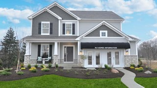 New Homes in Ohio OH - Minerva Park by M/I Homes