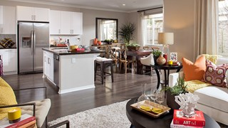 New Homes in California CA - Olive Walk by Olson Homes