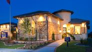 New Homes in Texas TX - La Cima at Cresta Bella by Sitterle Homes