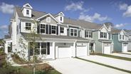 New Homes in South Carolina SC - Center Park South Townhomes at Park West by D.R. Horton