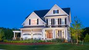 New Homes in Maryland - Laurel Ridge - The Glen by Toll Brothers