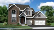 New Homes in Indiana IN - The Gates of St John - Cypress Gate by Lennar Homes
