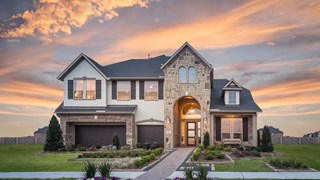 New Homes in Texas TX - Cross Creek Ranch 70' by Trendmaker Homes