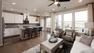 New Homes in Maryland - Century Row Two Level Condos by Pulte Homes