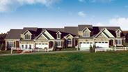 New Homes in Maryland - Bulle Rock Villas by Bob Ward Companies