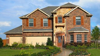 New Homes in Texas TX - Bedinger Place by Sandlin Homes