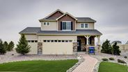 New Homes in Colorado CO - Meridian Collection at Reunion by Oakwood Homes