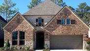 New Homes in Texas TX - Balmoral – 55′ by Westin Homes