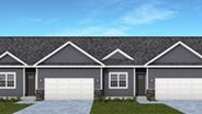 New Homes in Iowa IA - 36 West: Bi-Attached Twinhomes by D.R. Horton