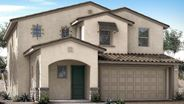 New Homes in Nevada NV - Ridgeview at Skye Canyon by Woodside Homes