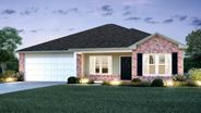New Homes in Arkansas AR - Wisteria by Rausch Coleman Homes