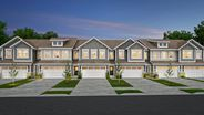 New Homes in Indiana IN - Camden Townhomes by Lennar Homes