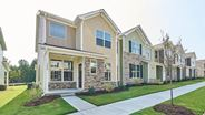 New Homes in North Carolina NC - Collins Ridge Townes by D.R. Horton