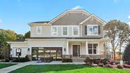 New Homes in Michigan MI - Green Oak Crossing by M/I Homes