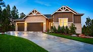 New Homes in Colorado CO - Oak Ridge at Crystal Valley by Richmond American